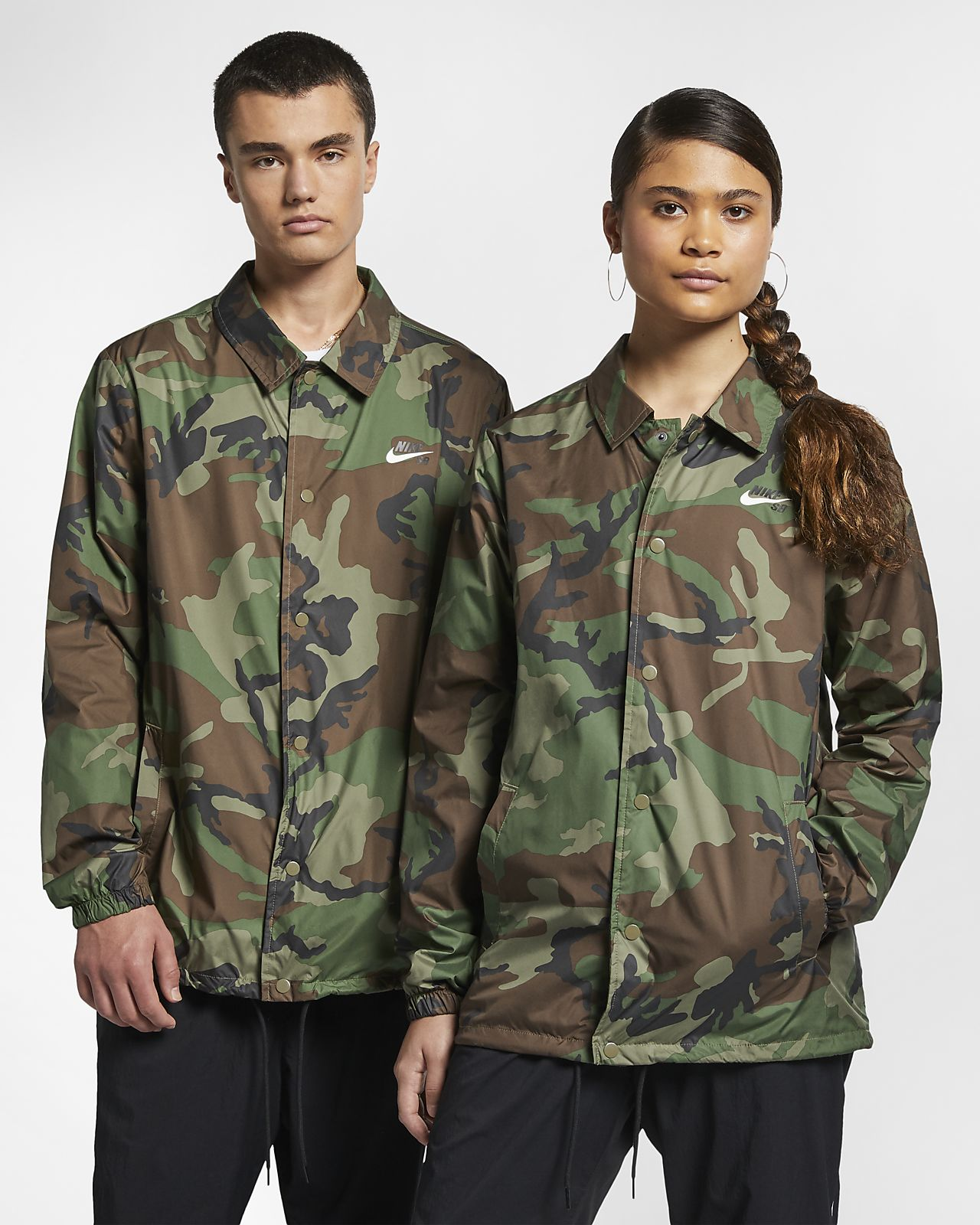 Nike SB Skatejack met camouflageprint
