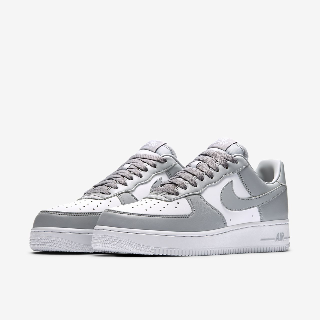 nike air force 1 low men's black white nz