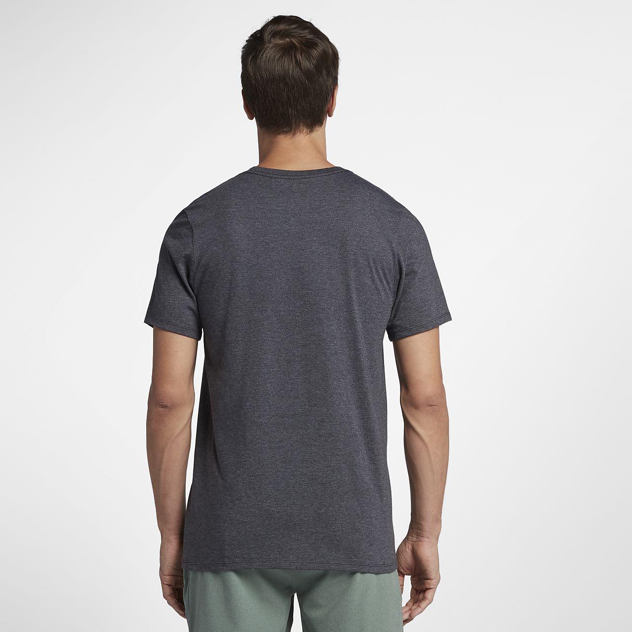 ... Hurley Paradise Script Men's T-Shirt