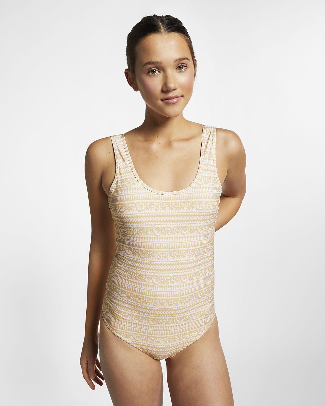 Hurley Quick Dry Cryptik Women's Bodysuit