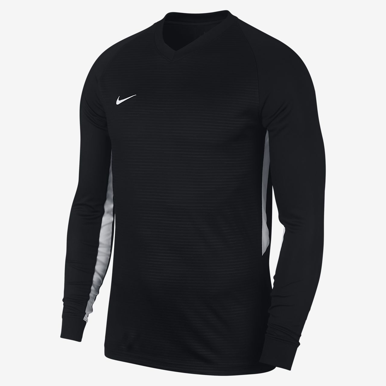 Nike Dri-FIT Tiempo Men's Long-Sleeve Soccer Jersey