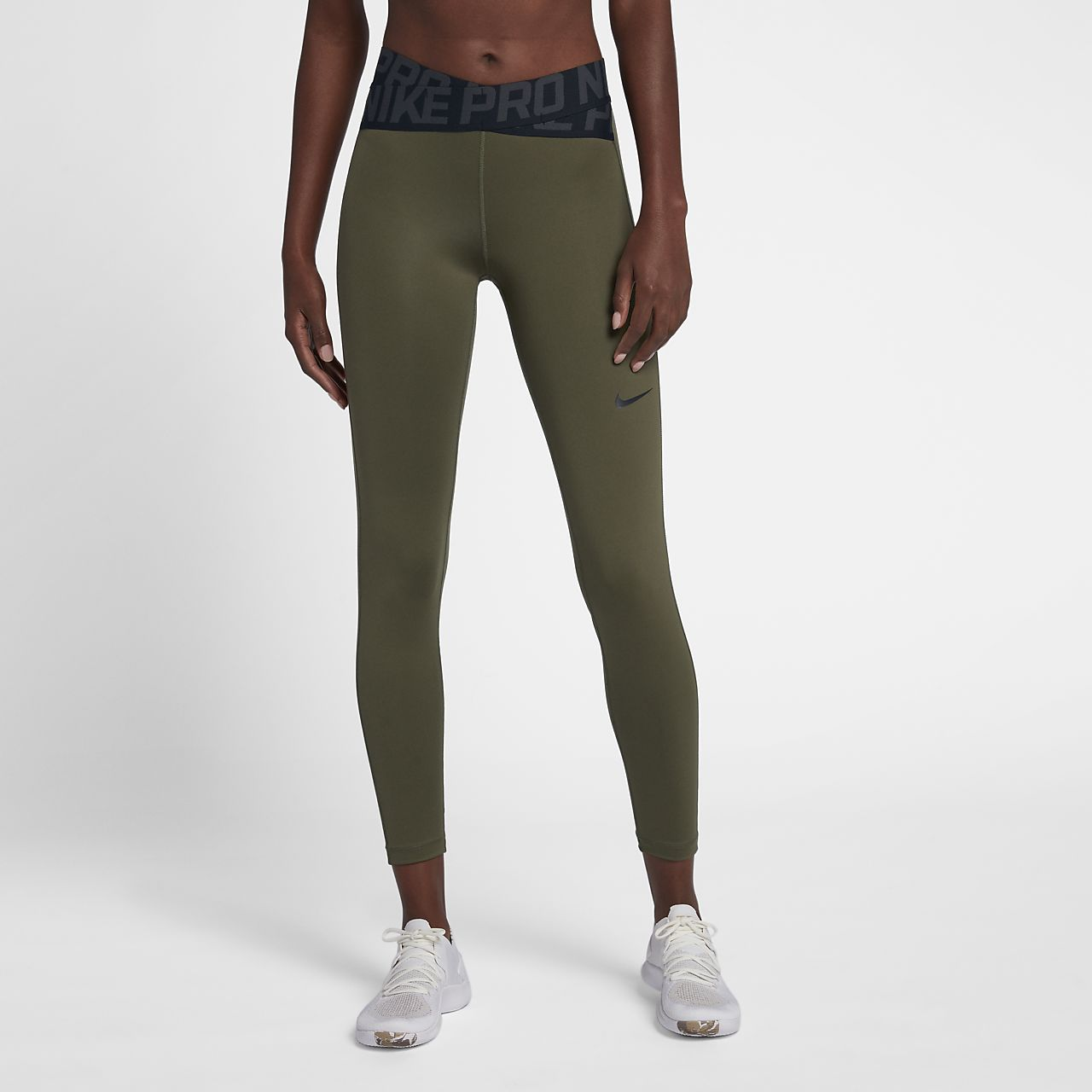 Nike Pro Intertwist Women s High-Rise Training Tights. Nike.com IL 2b64609446