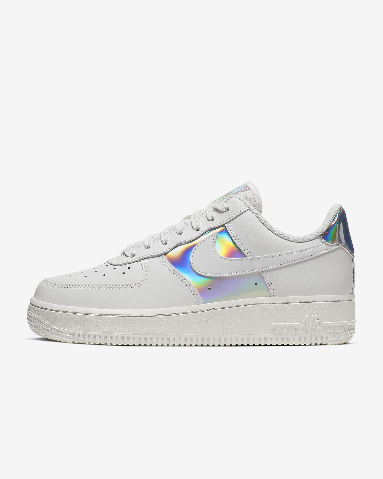 new style f7c69 a582e Nike Air Force 1 Low Women's Iridescent Shoe