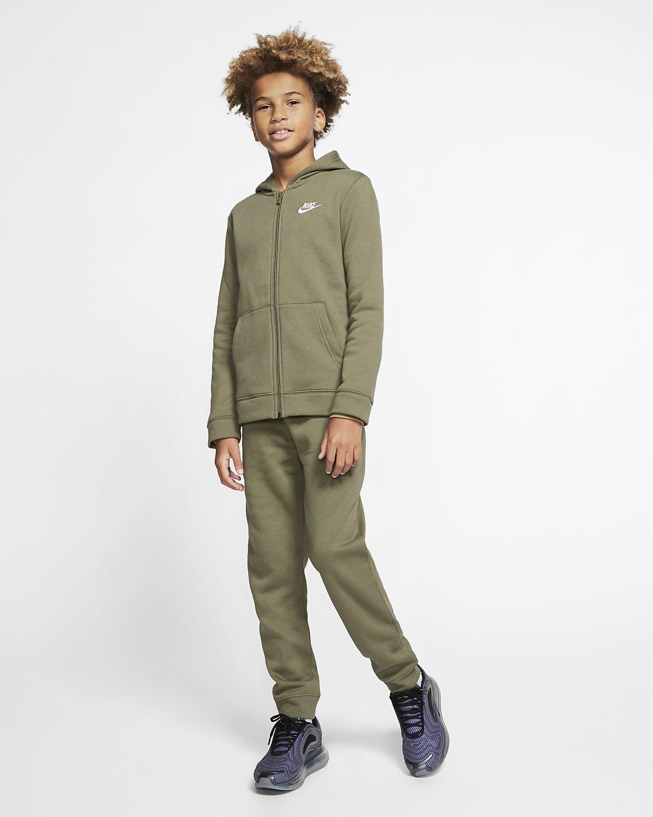 Nike Sportswear Older Kids' (Boys') Tracksuit