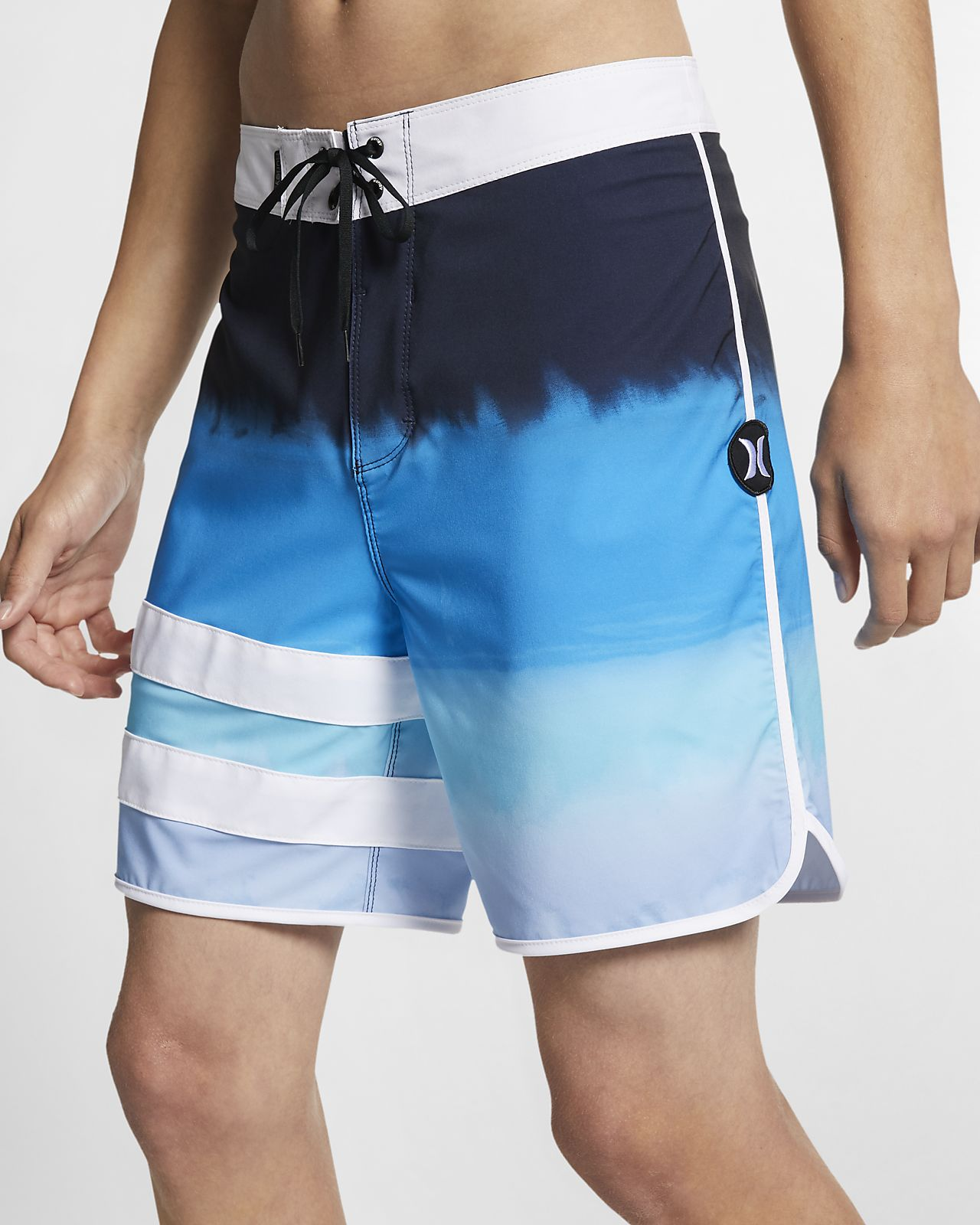 "Shorts da surf 18"" Hurley Phantom Block Party Fever - Uomo"