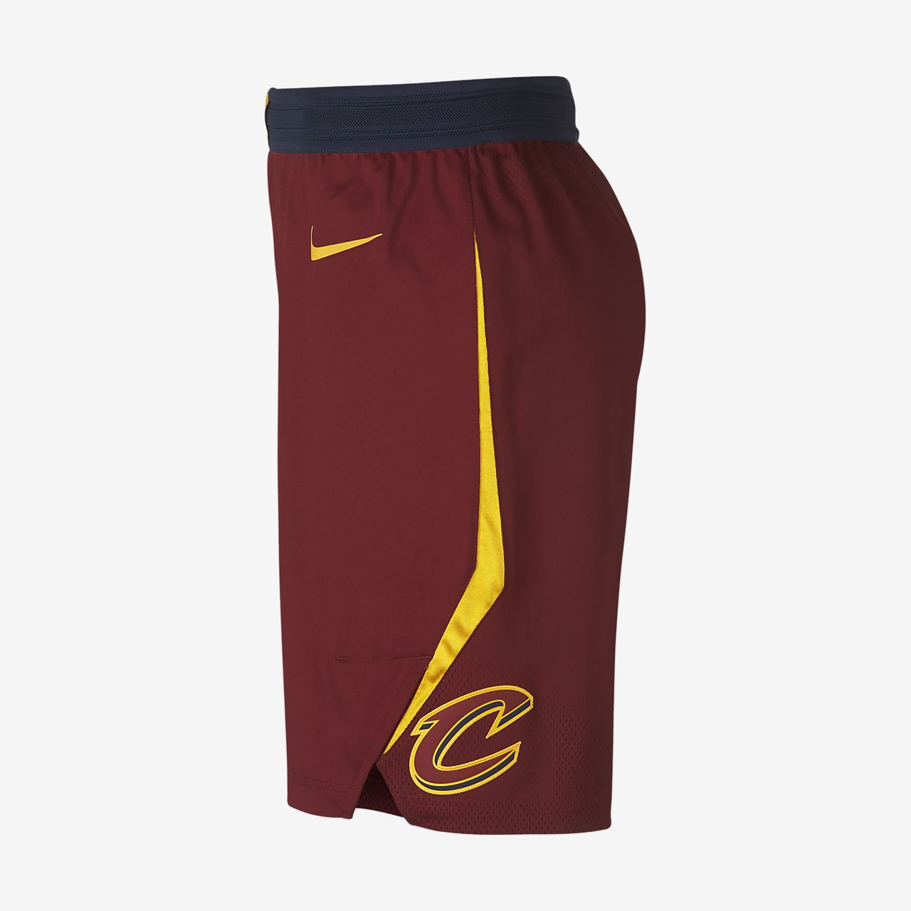 Cleveland Cavaliers Nike Icon Edition Authentic Men s NBA Shorts ... 65f24c8743ab
