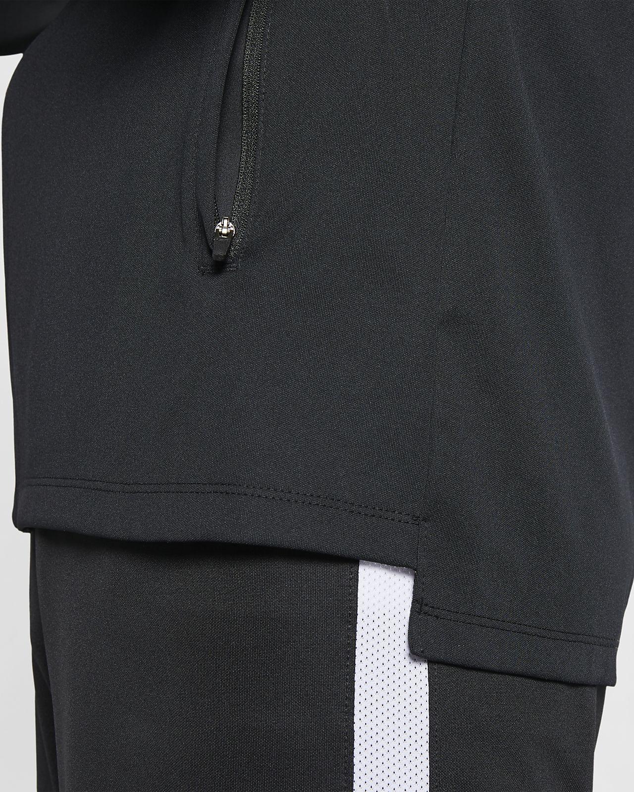 9253ea149155 Nike Dri-FIT Squad Men s Full-Zip Football Jacket. Nike.com ZA
