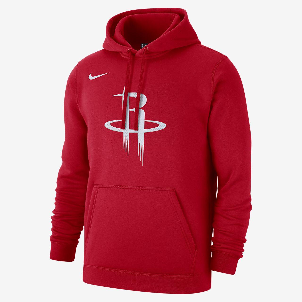 Felpa Houston Rockets con cappuccio Nike NBA - Uomo