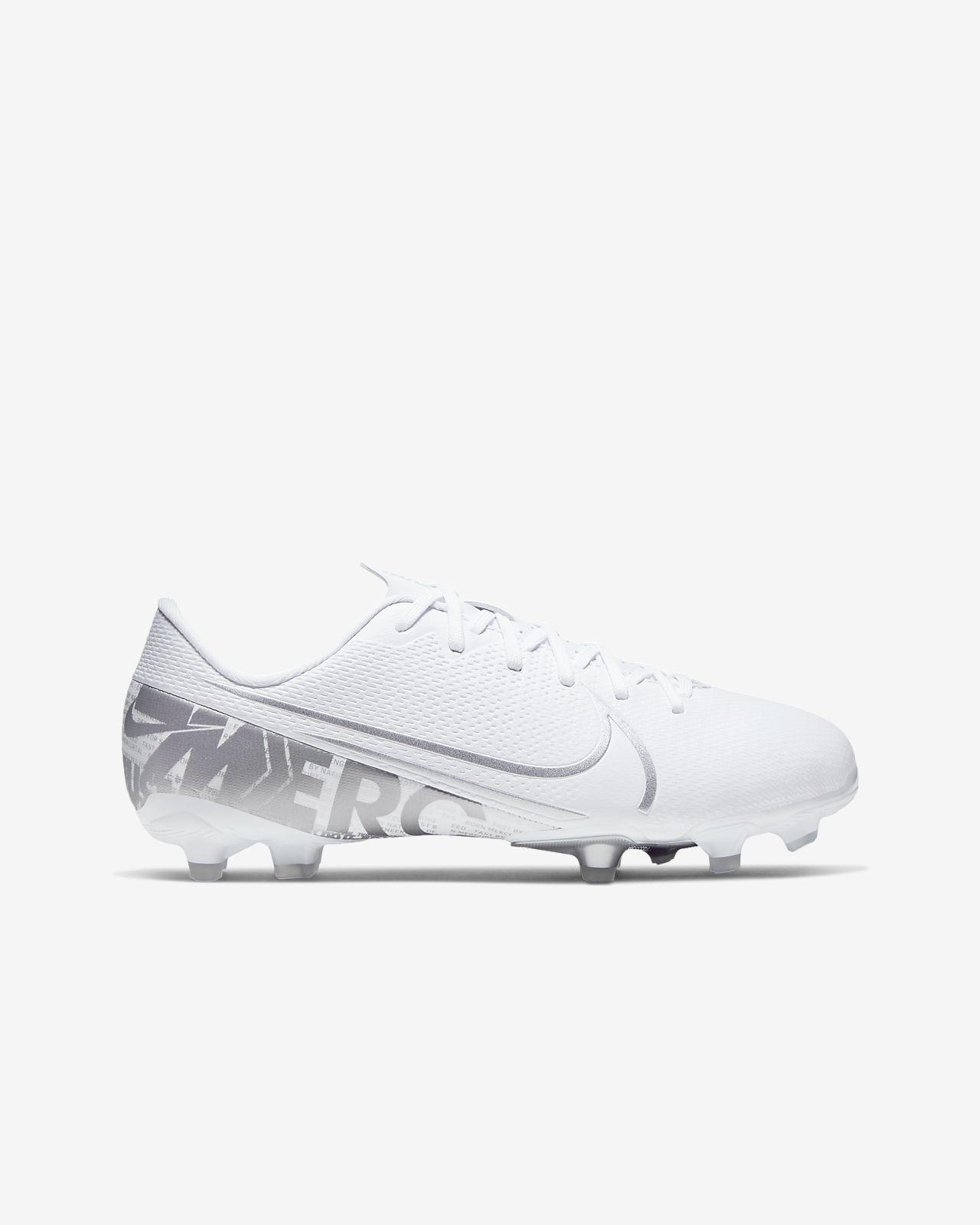 Nike Jr. Mercurial Vapor 13 Academy MG Botas de fútbol para múltiples superficies Niñoa