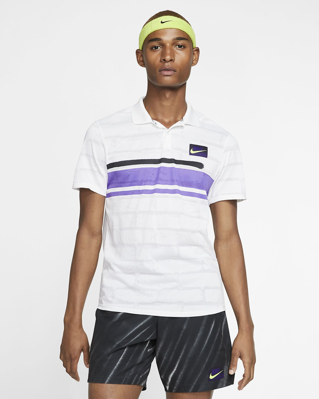 NikeCourt Advantage Polo de tenis - Hombre