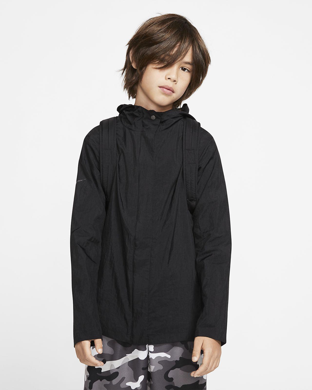 0afe3e481b12ab Nike Sportswear Tech Pack Big Kids' (Boys') Packable Jacket. Nike.com