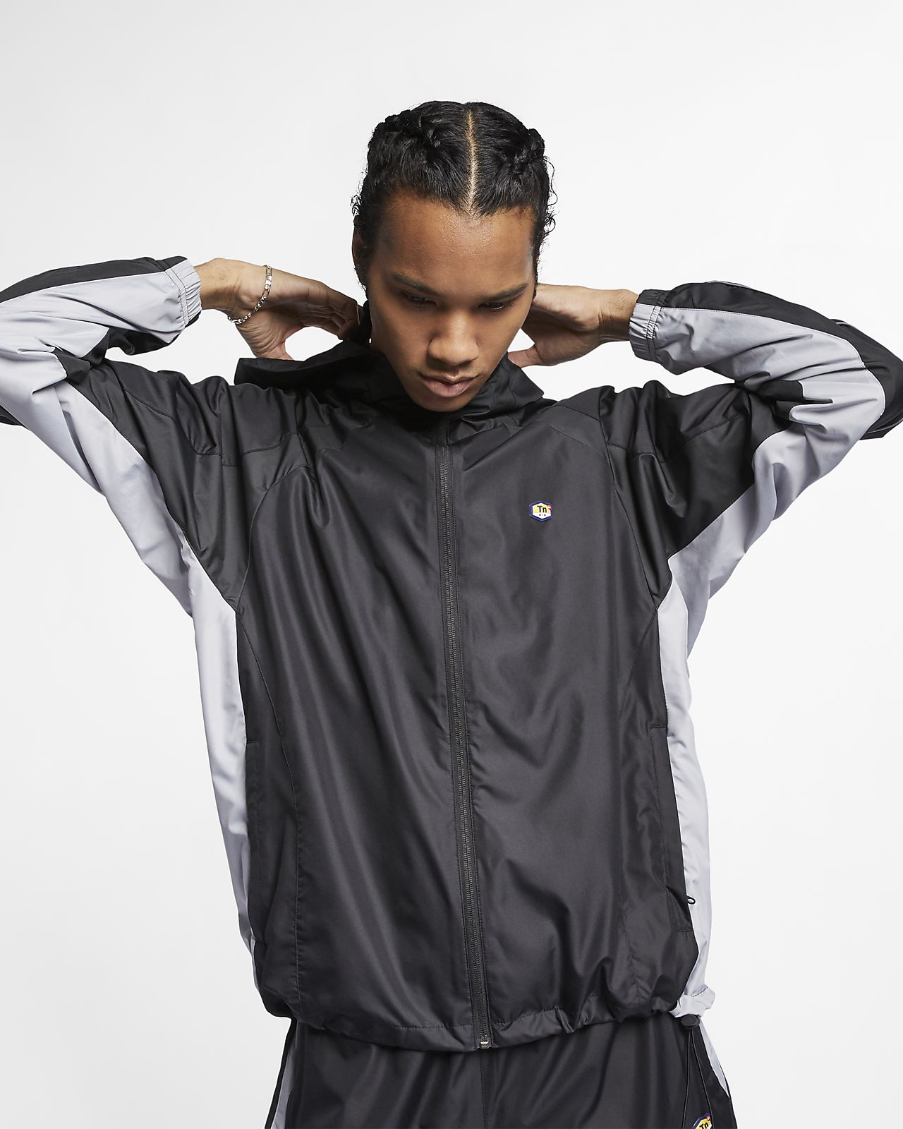 NikeLab Collection Tn Men's Hooded Track Jacket