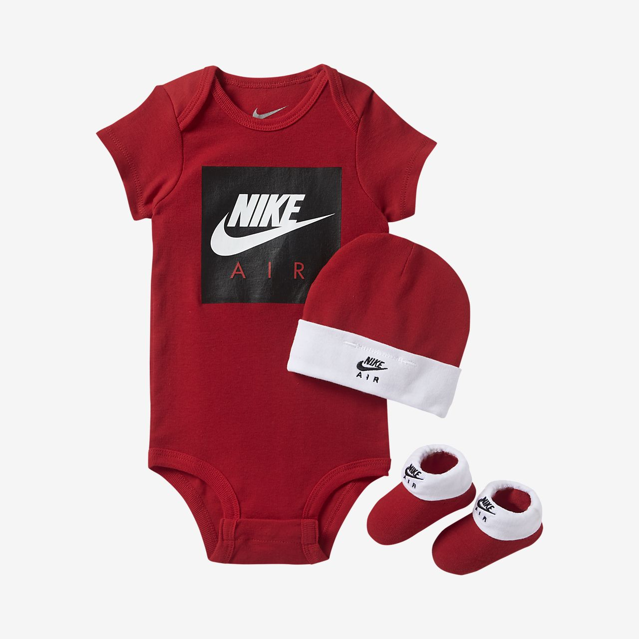 ... Nike Air Three-Piece Infant Set