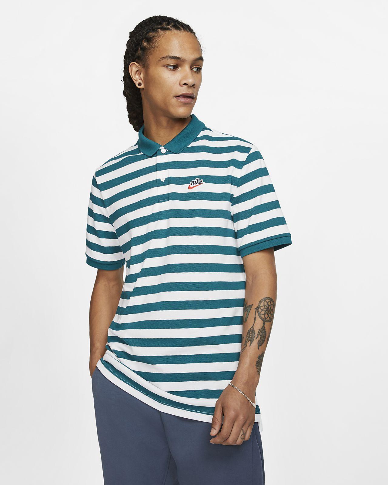 Pikétröja Nike Sportswear Piqué för män