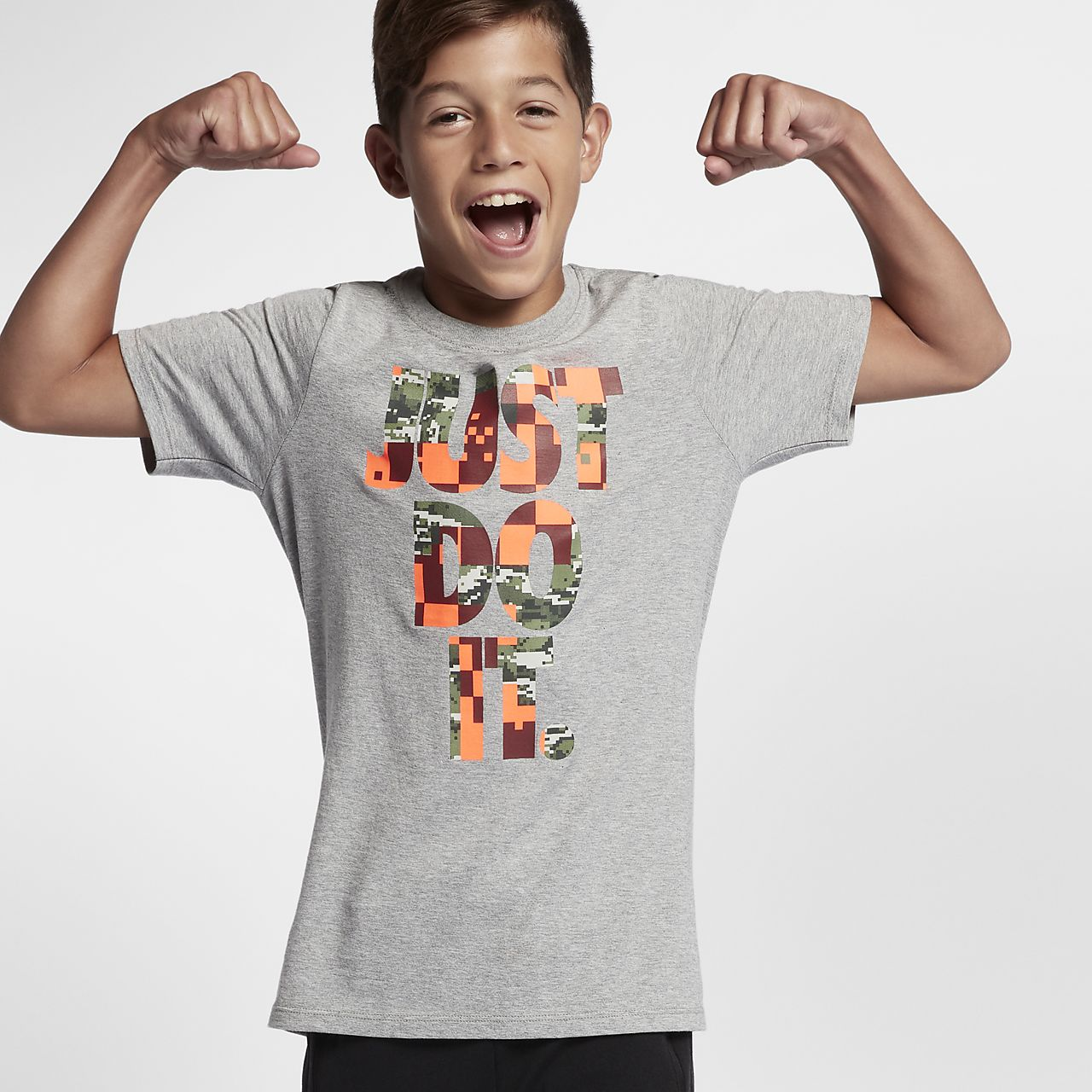 nike sportswear quotjust do itquot camiseta ni241o nikecom es