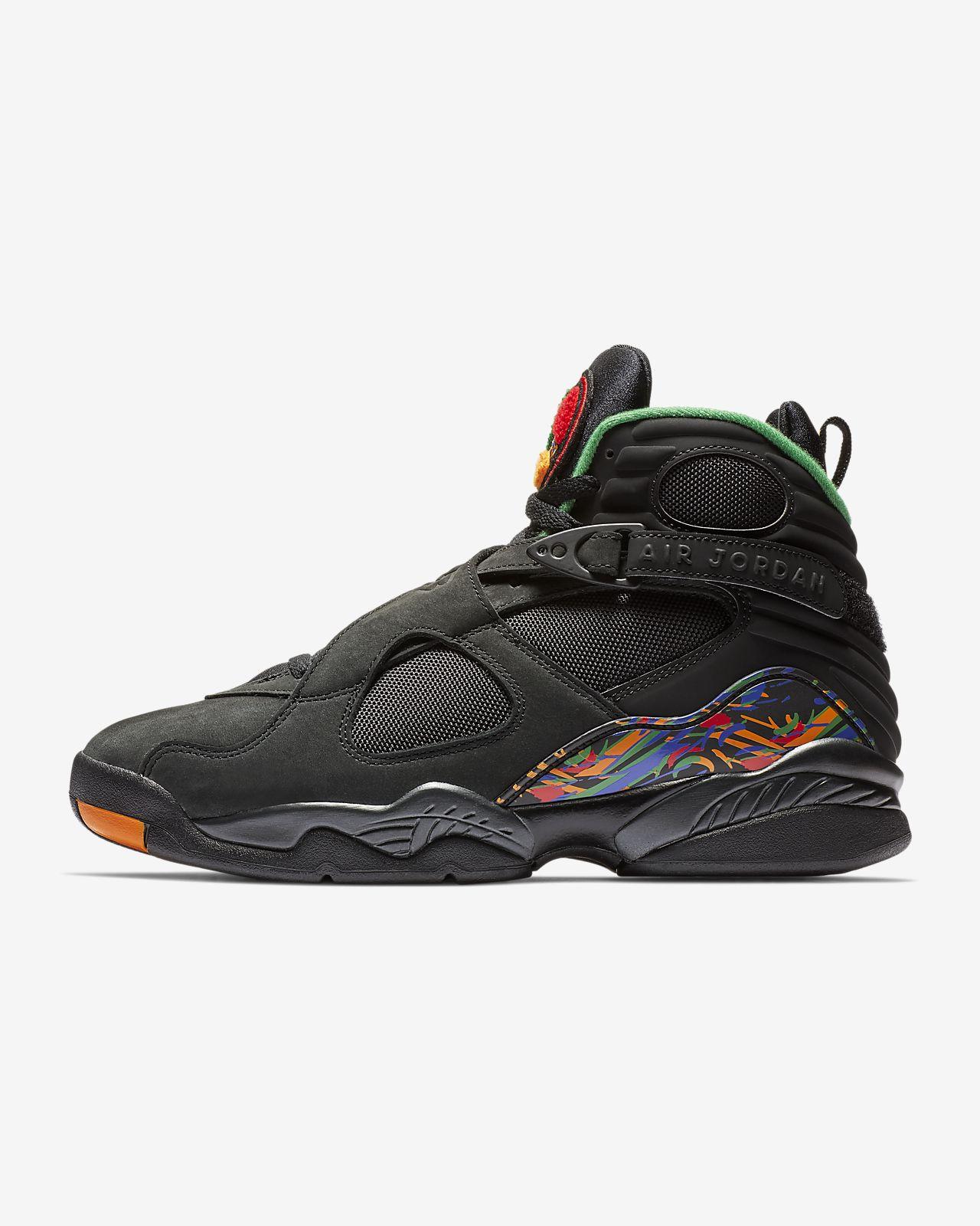 Air Jordan Retro 8 男鞋