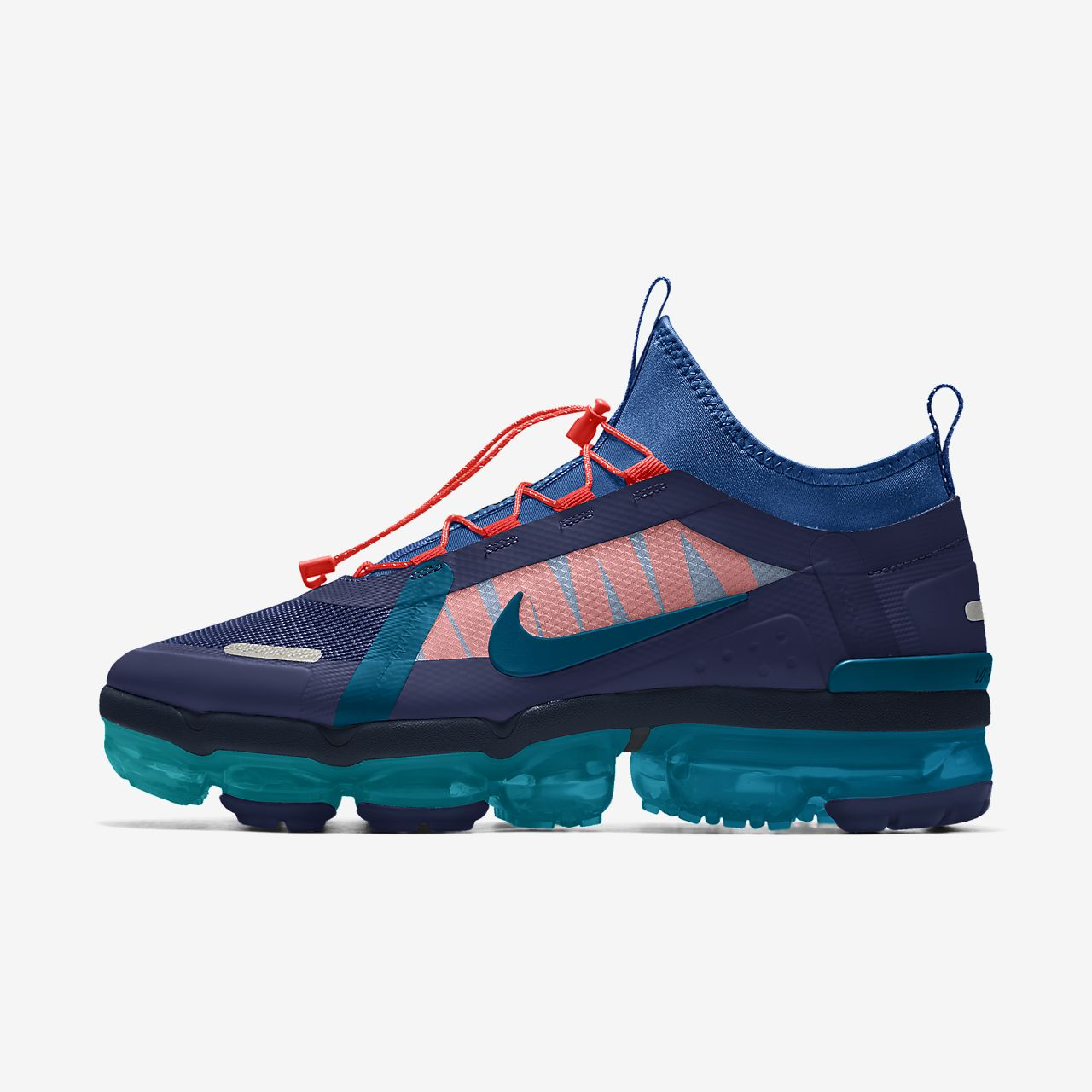 Nike Air VaporMax 2019 Utility By You tilpasset sko til dame