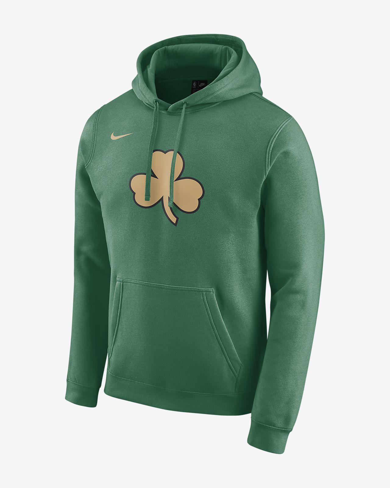 Худи Nike НБА Boston Celtics City Edition Logo