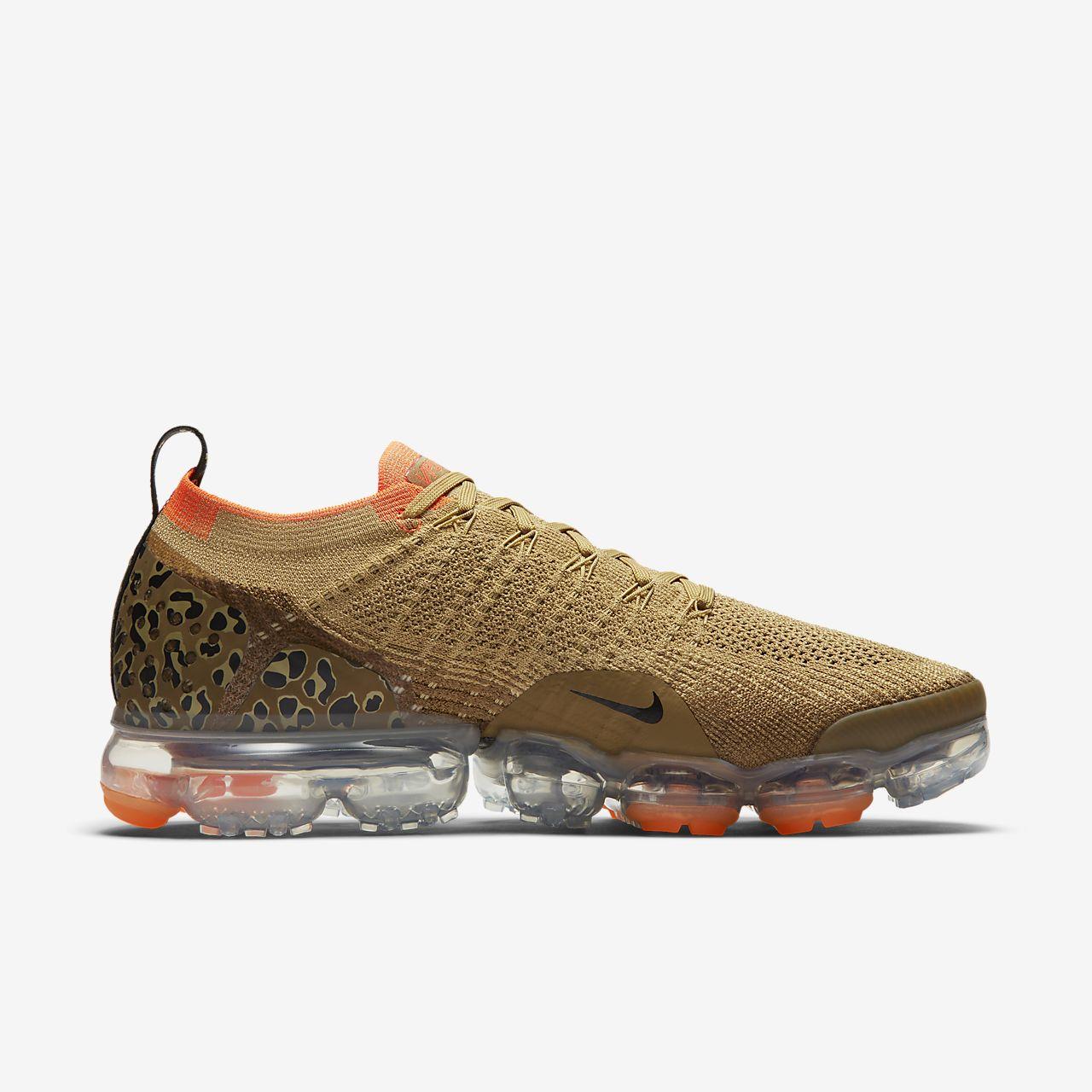 sports shoes 13b9a 11fe2 ... Nike Air VaporMax Flyknit 2 Cheetah Men s Shoe