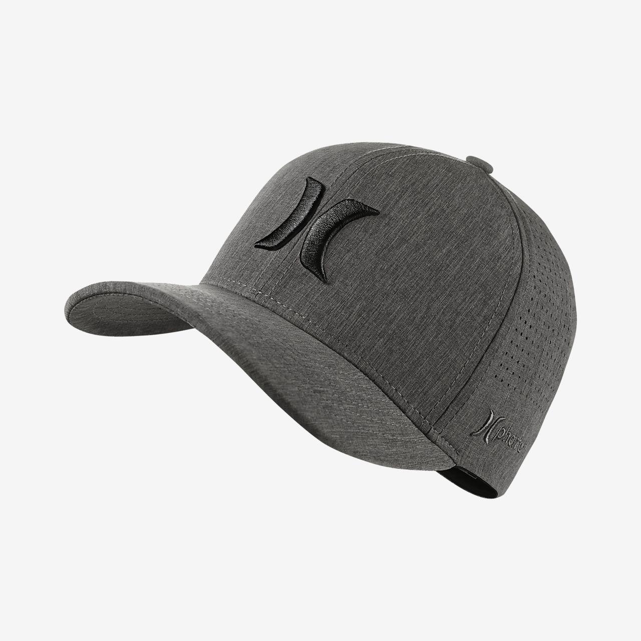 Hurley Phantom Vapor 3.0 Men s Fitted Hat. Nike.com ZA 3155a6de0