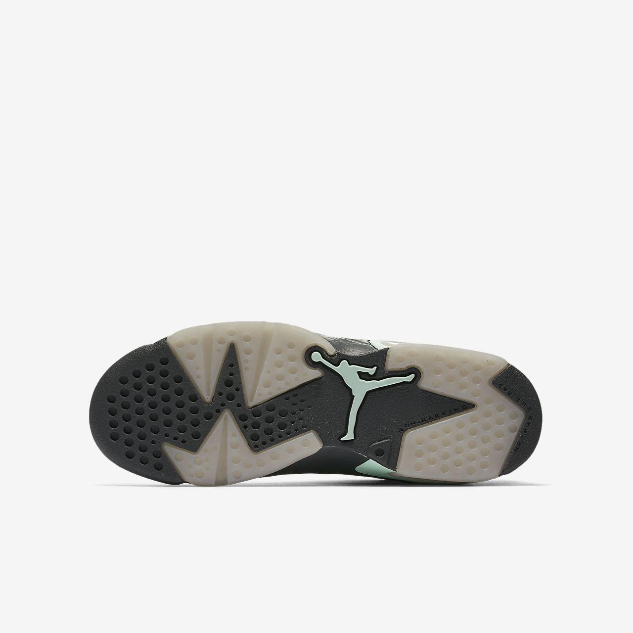 brand new fa755 54f92 ... Air Jordan Retro 6 Low Older Kids  Shoe