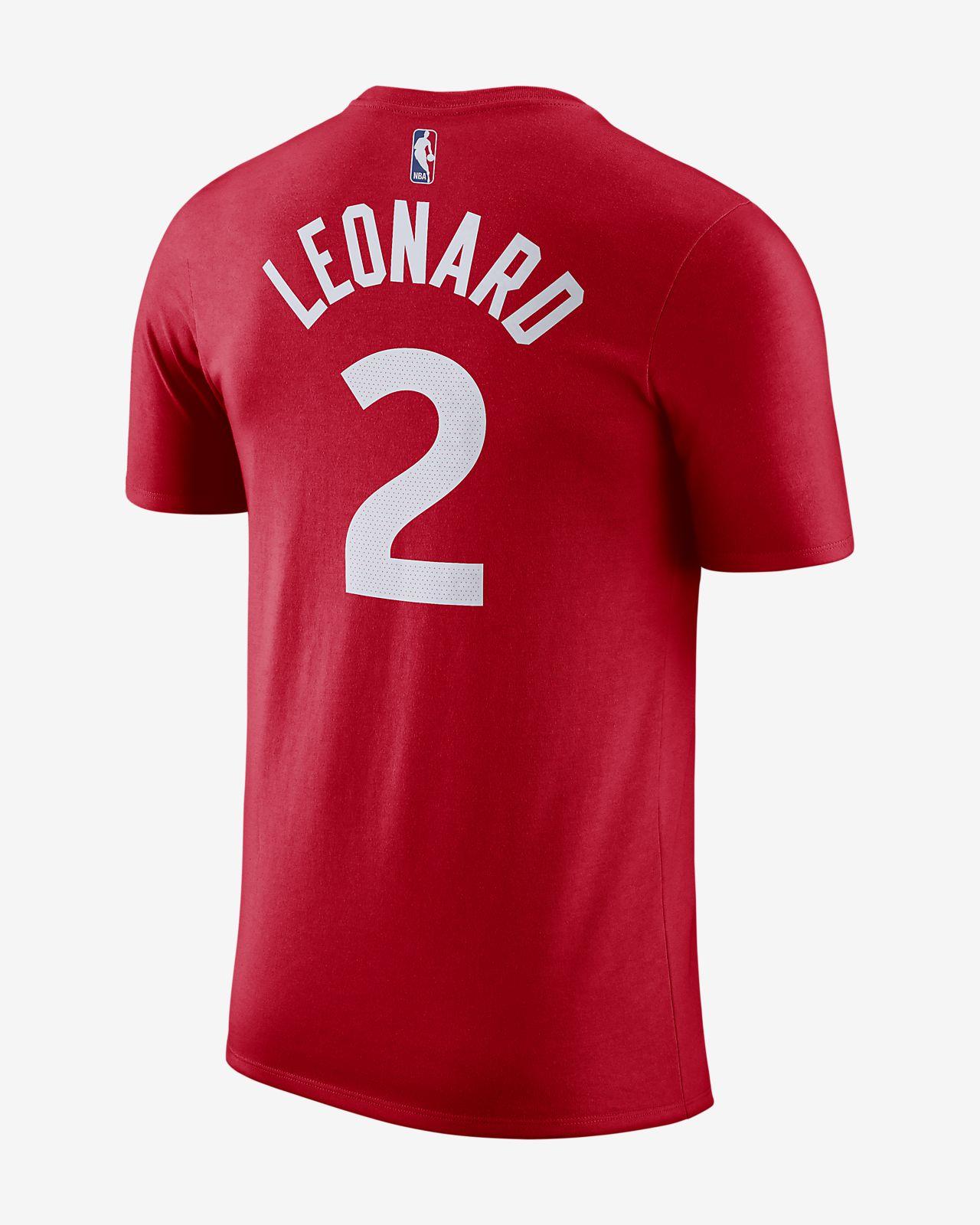 8215b54ce Kawhi Leonard Toronto Raptors Nike Dri-FIT Men s NBA T-Shirt. Nike.com