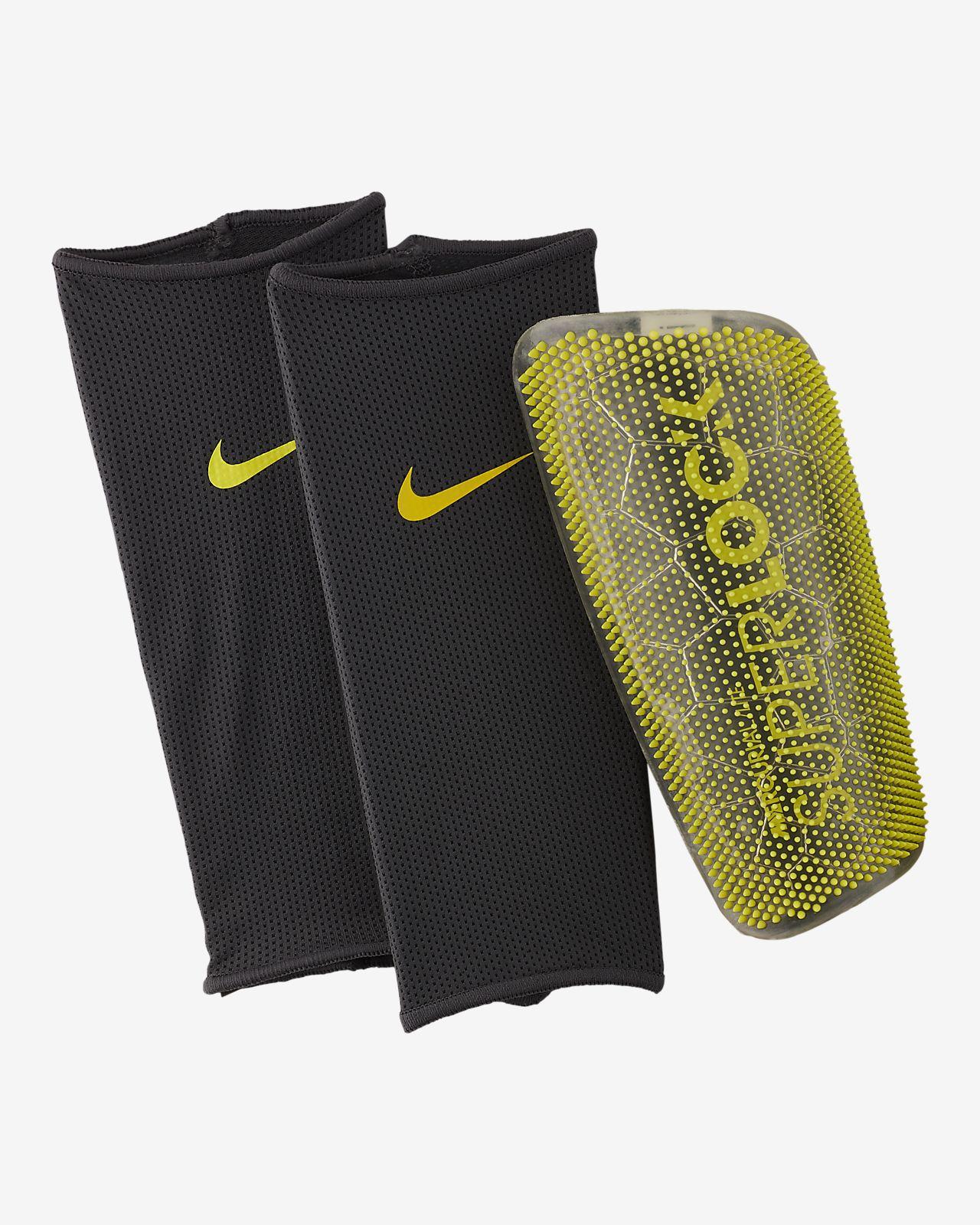 Nike Mercurial Lite SuperLock Football Shinguards. Nike.com IE a88c9c736ece