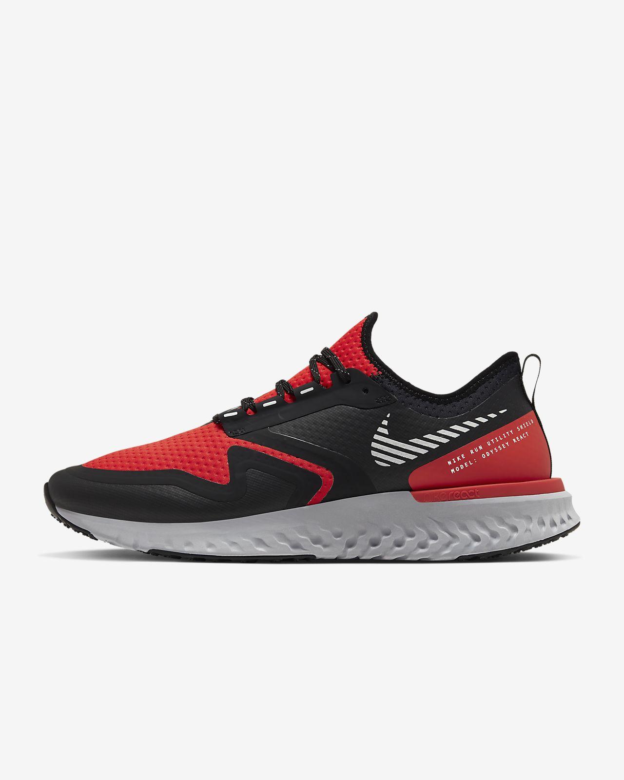 Nike Odyssey React Shield 2 løpesko til herre