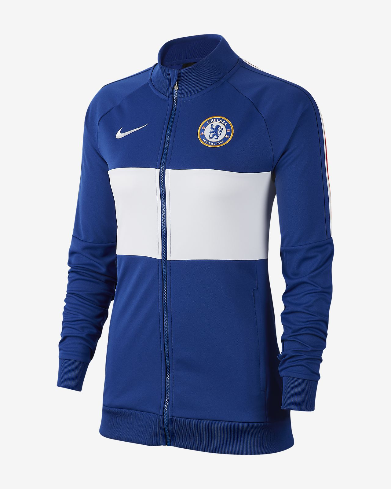 new product ff2d6 0f527 Chelsea FC Women's Jacket
