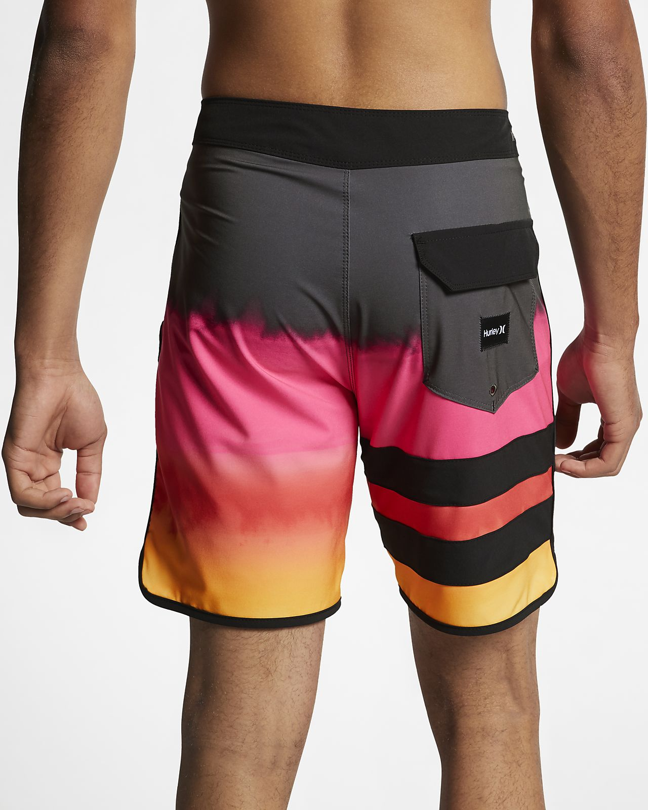 5bf2258ed6 Boardshorts Hurley Phantom Block Party Fever Men's 46cm approx. Boardshorts