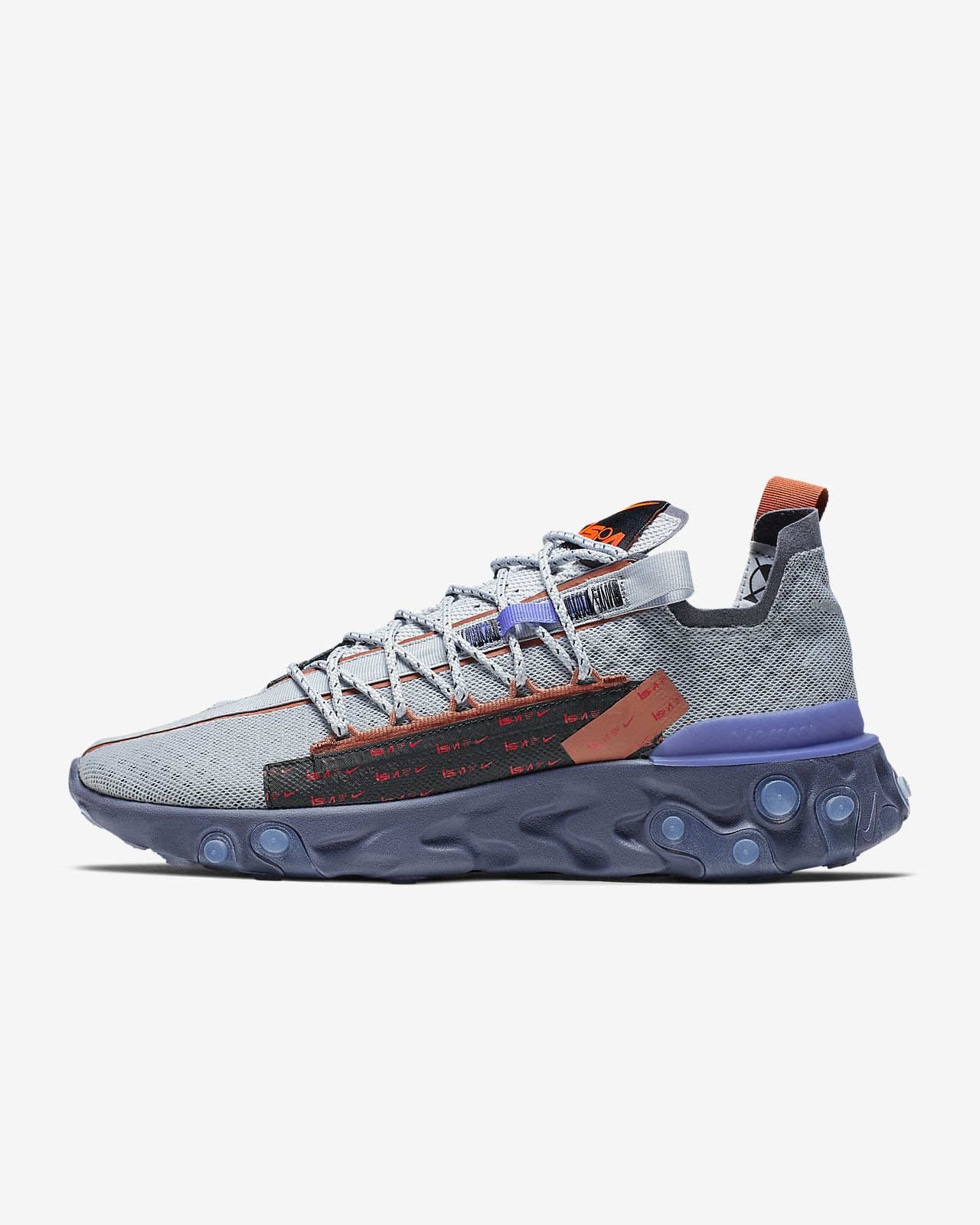 retail prices professional sale classic Chaussure Nike ISPA React pour Homme