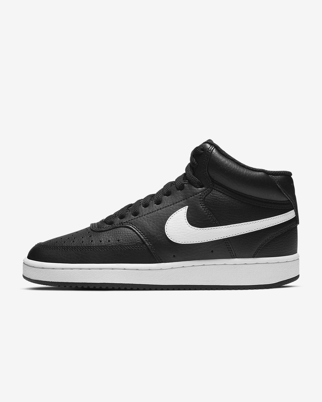 Wmns Court Vision Mid« Sneaker | Sneakers, Nike sportswear, Nike