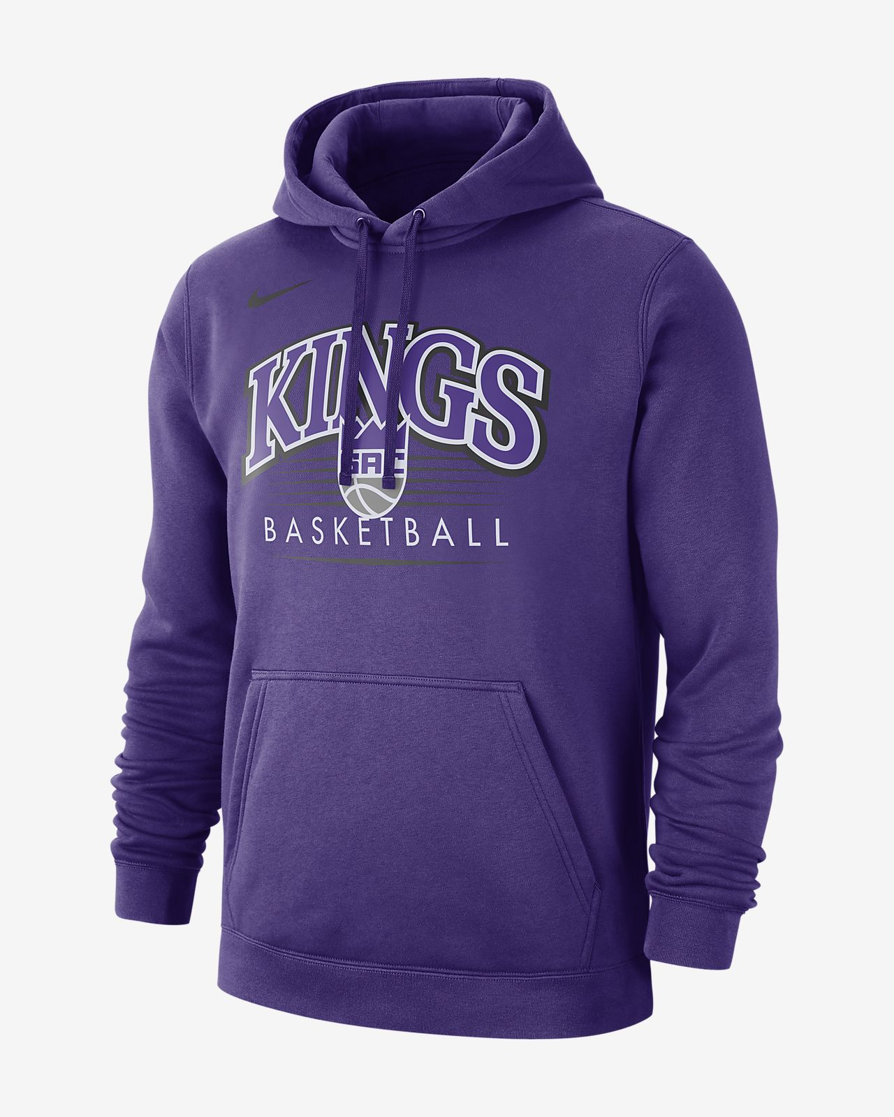 Sweat à capuche NBA Sacramento Kings Nike pour Homme
