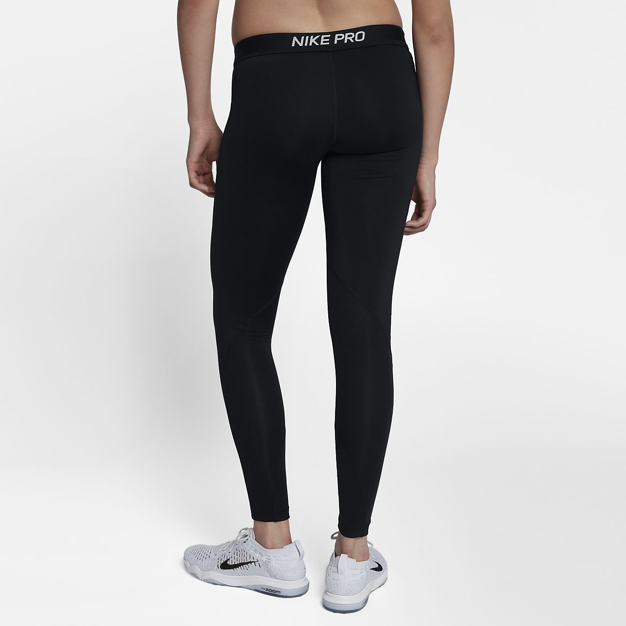 968695cddea89 Nike Pro Women's Mid-Rise Training Tights. Nike.com
