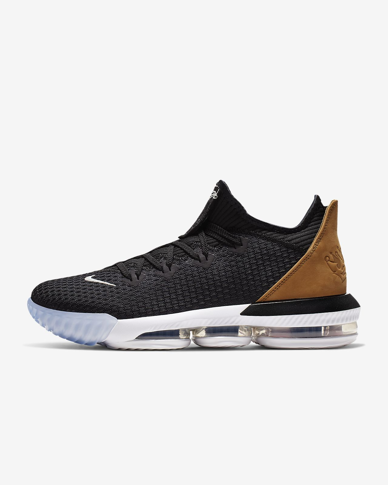 LeBron 16 Low Basketball Shoe