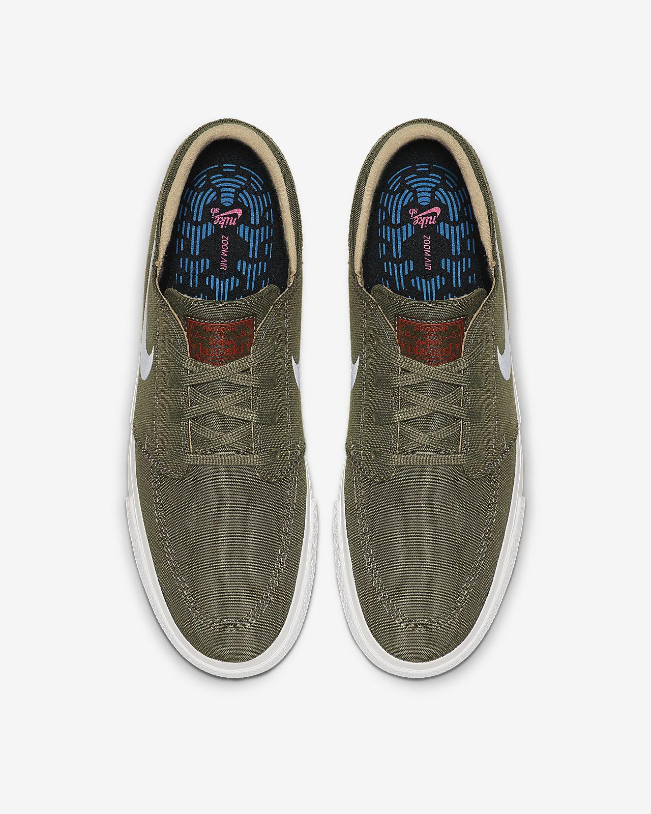 super popular 5d3b2 81cda ... Nike SB Zoom Stefan Janoski Canvas RM Skate Shoe