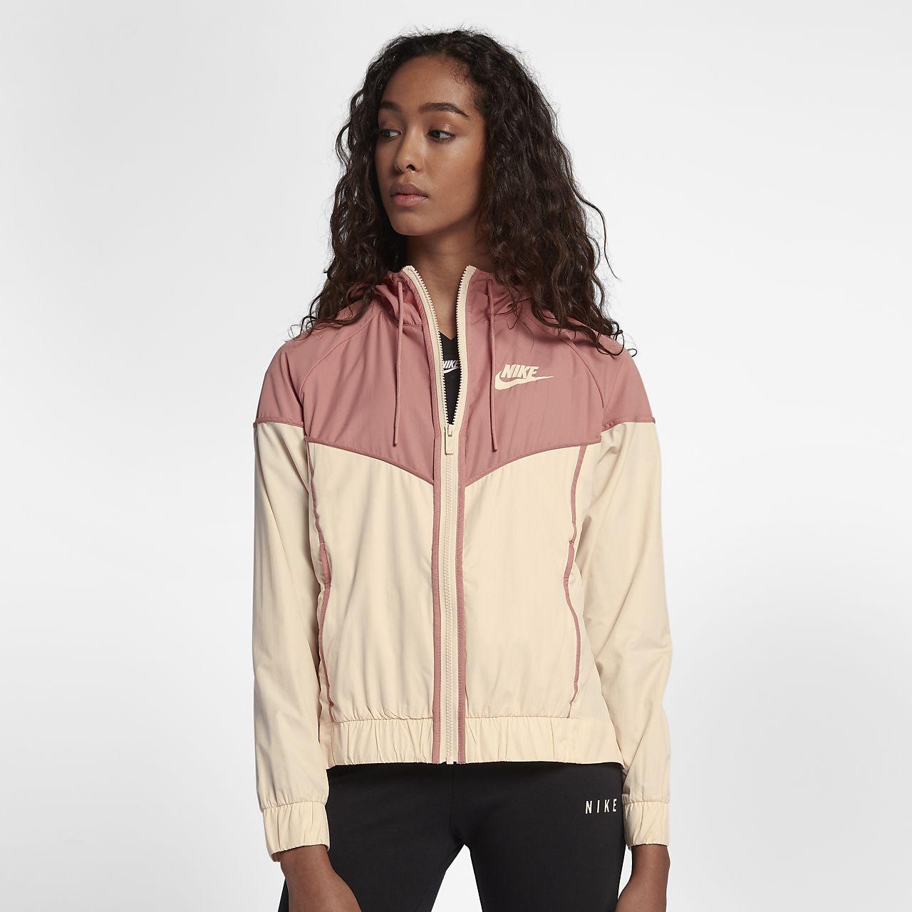 d8f4aec92537 Coupe-vent tissé Nike Sportswear Windrunner pour Femme. Nike.com FR
