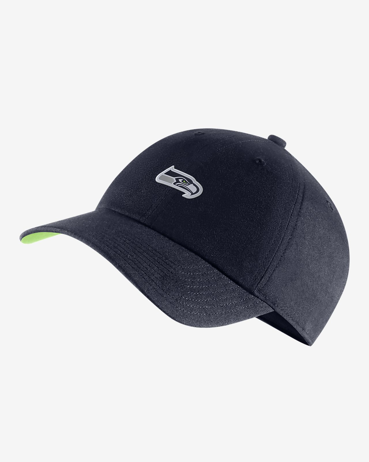 new product 2fa78 e1d62 ... Casquette réglable Nike Heritage86 (NFL Seahawks)