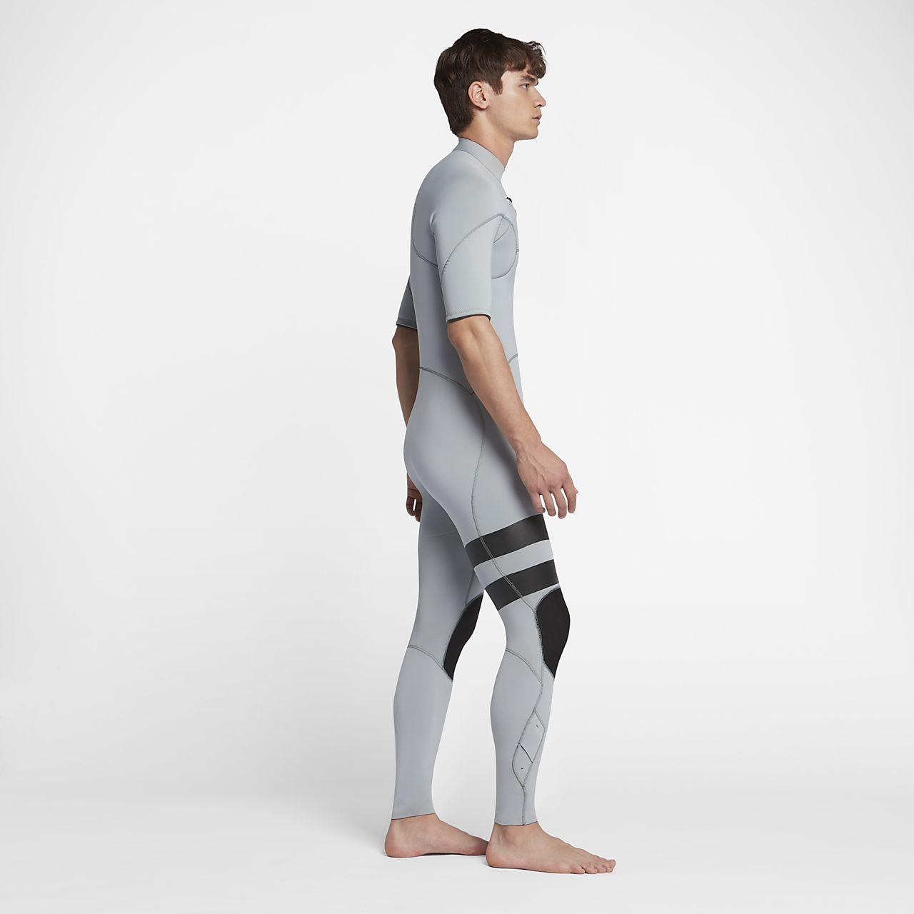 a98446fae9 ... Hurley Advantage Plus 2/2mm Fullsuit rövid ujjú férfi vízhatlan ruha