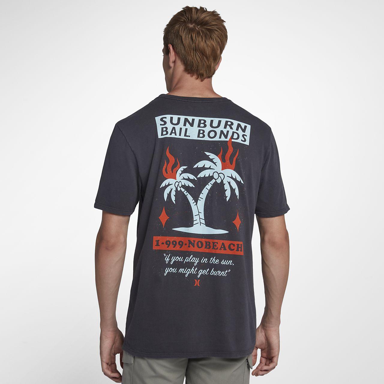 ca7e20b61c1 Hurley Bail Men s T-Shirt. Nike.com