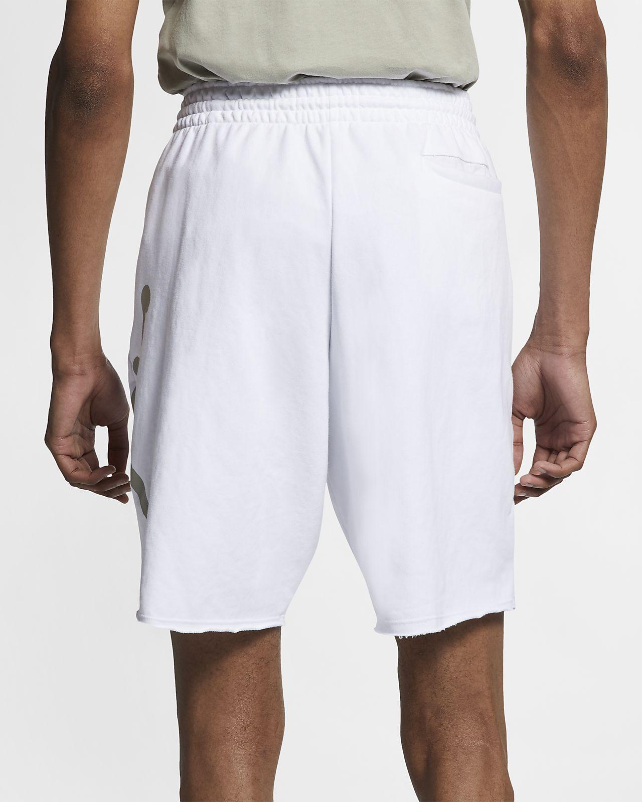 8812a8c6043 Jordan Jumpman Logo Men's Fleece Shorts. Nike.com