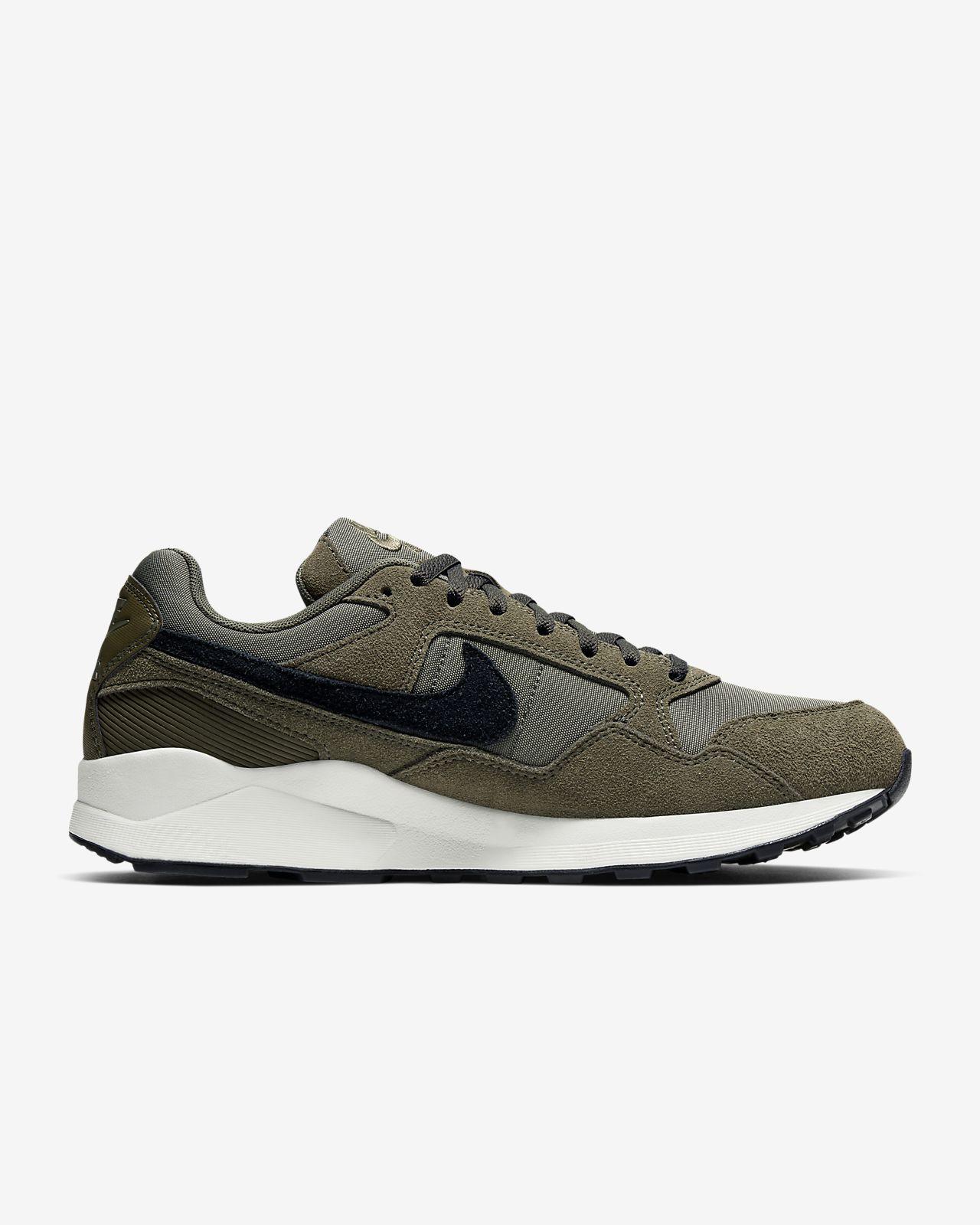Nike Air Zoom Pegasus 92 Schwarz Weiß Herren Sneakers