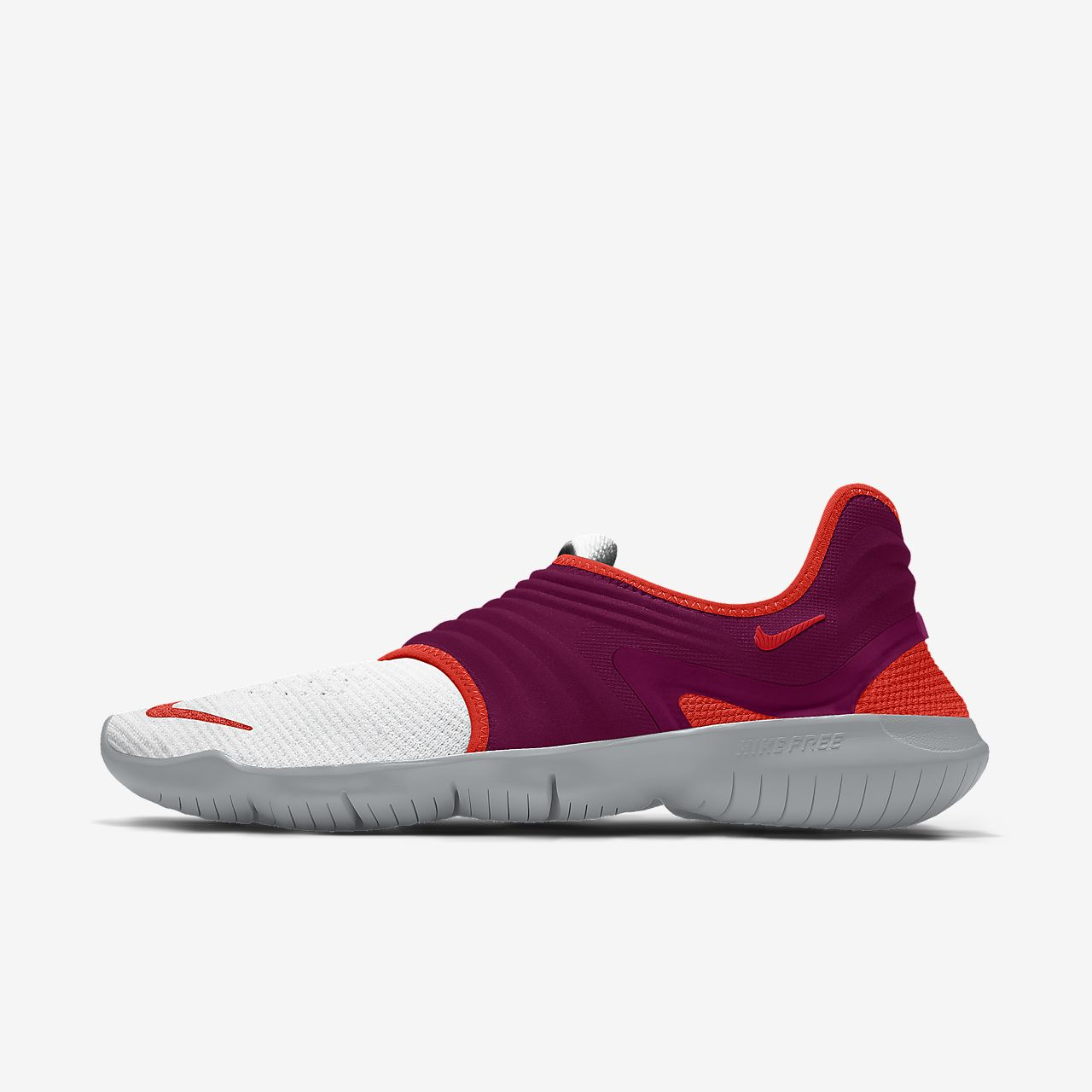 Nike Free RN Flyknit 3.0 By You Custom Women's Running Shoe