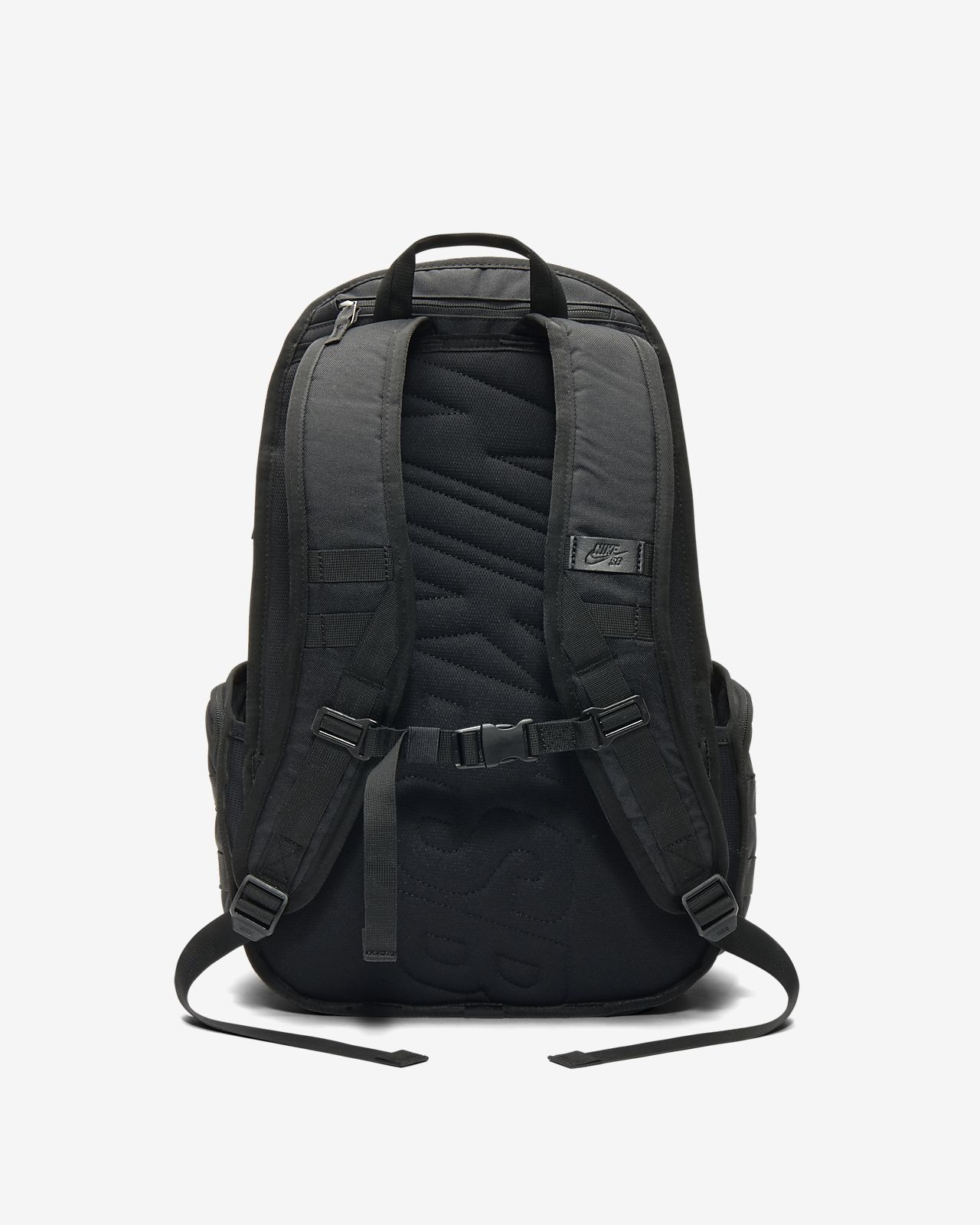 Nike mochila SB RPM - SOLID BA5403-010 - negra nZIYHL1czE
