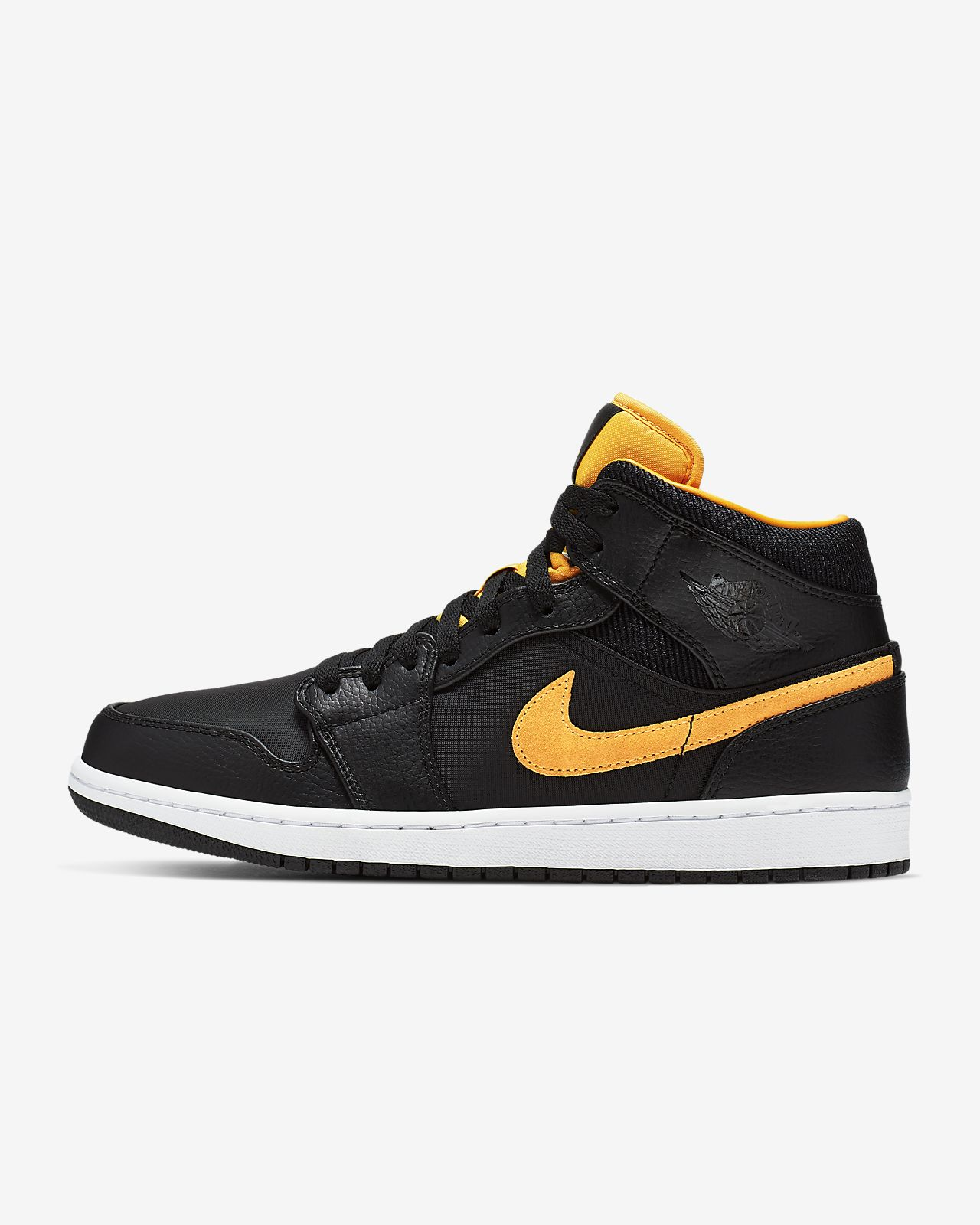 air jordan 1 mid herenschoen