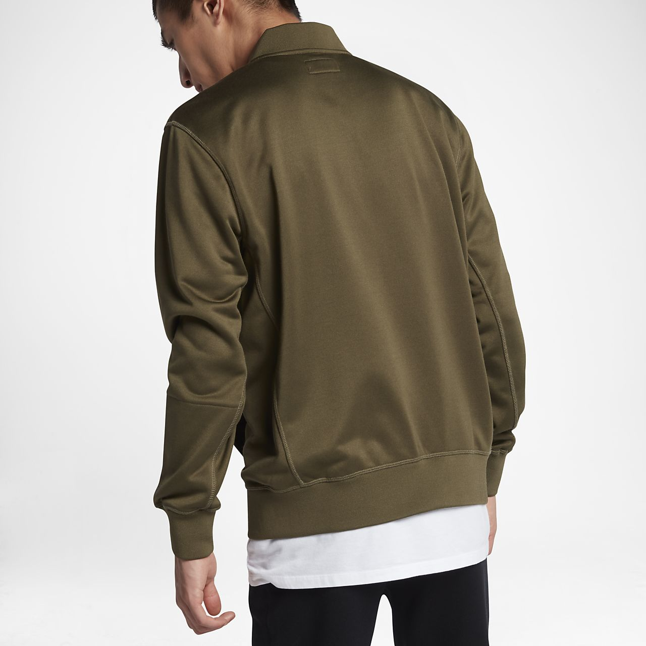 Converse men's cotton bomber jacket