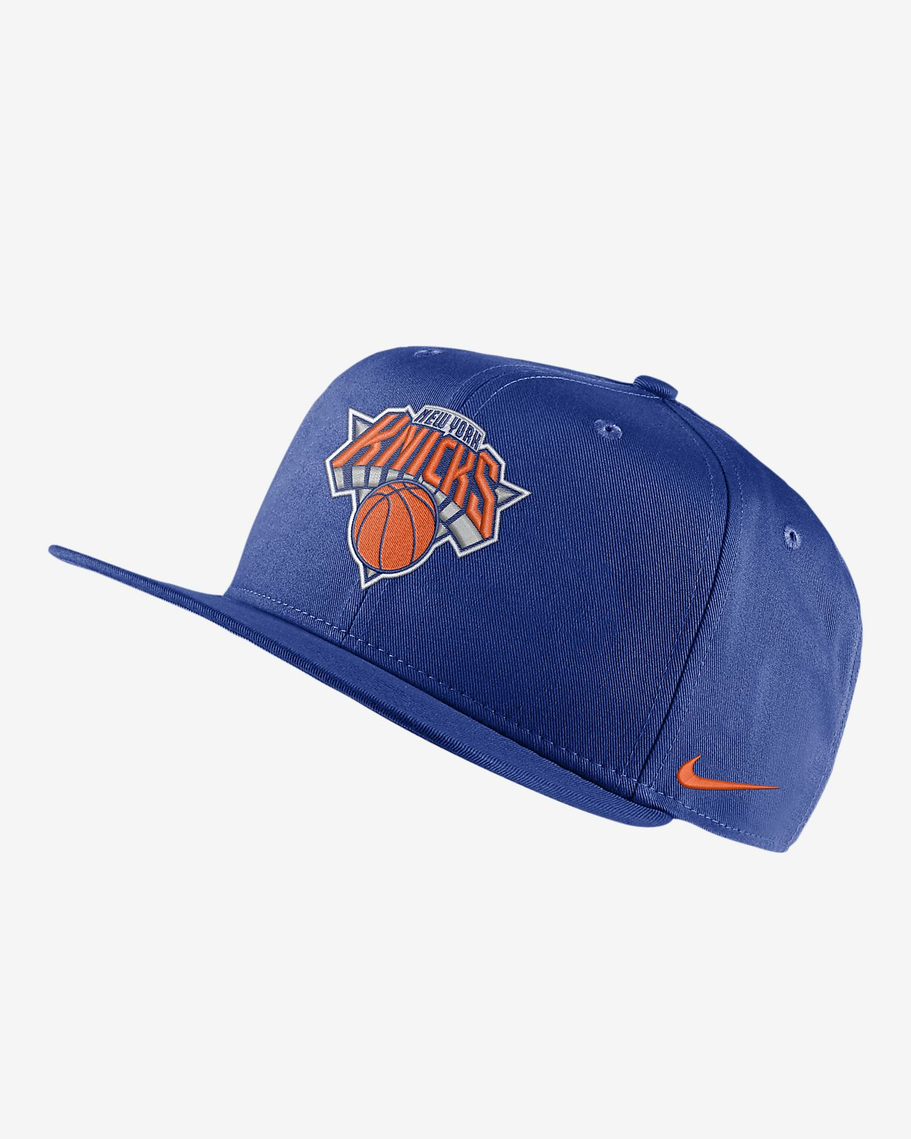 huge discount 27184 67b36 New York Knicks Nike Pro NBA Cap