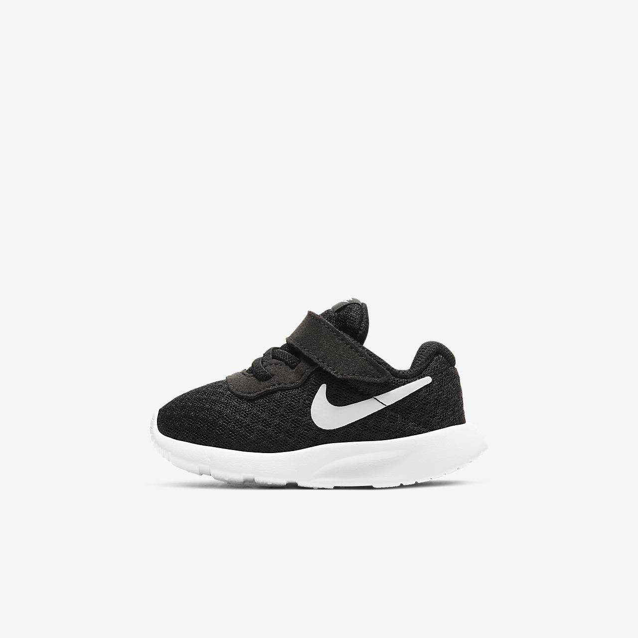 nike tanjun running shoes black nz