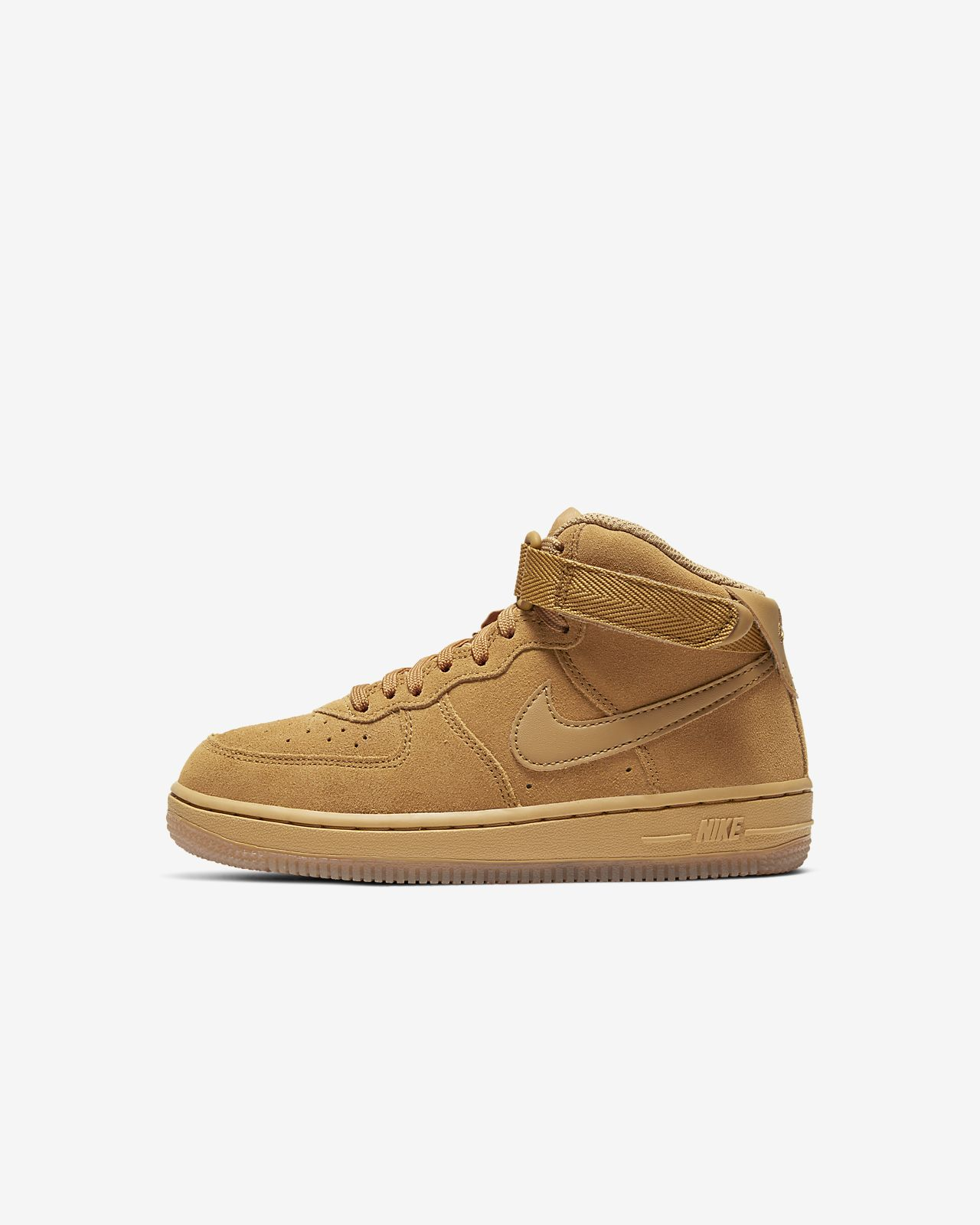 Nike Force 1 Mid LV8 3 Younger Kids' Shoe