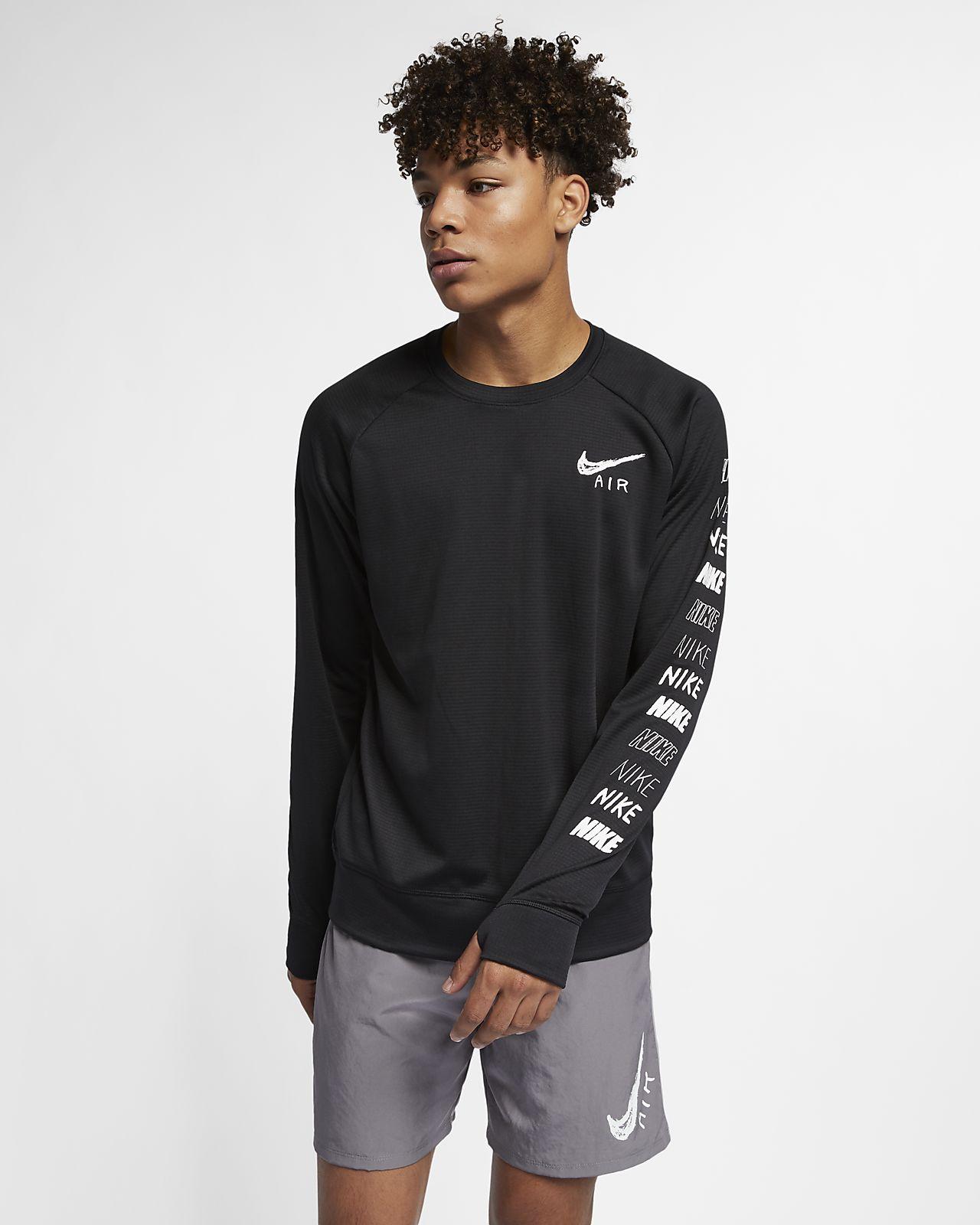 Ανδρική μπλούζα για τρέξιμο Nike Pacer
